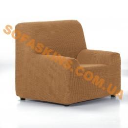 Чехол на кресло Гламур Золотой