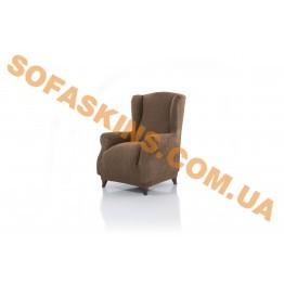 Чехол на кресло Каглиари Замша