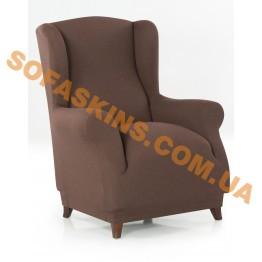 Чехол на кресло Вилоу Замша